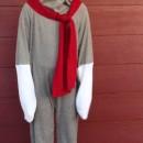 Coolest Homemade Sock Monkey Costume
