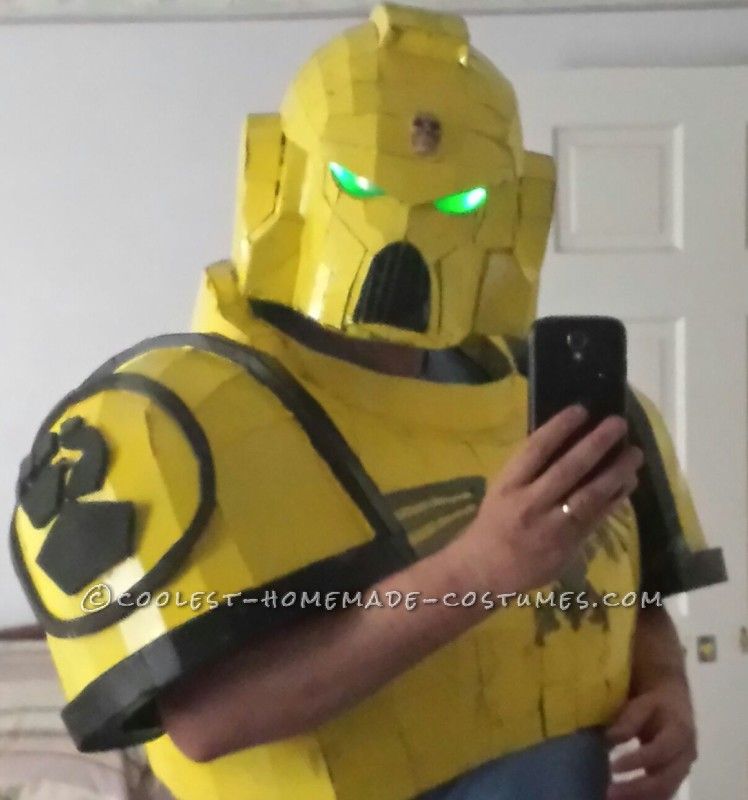 Awesome Space Marine Costume - 2