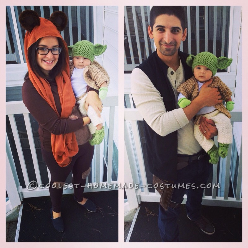 Star Wars Episode I: Baby's First Halloween