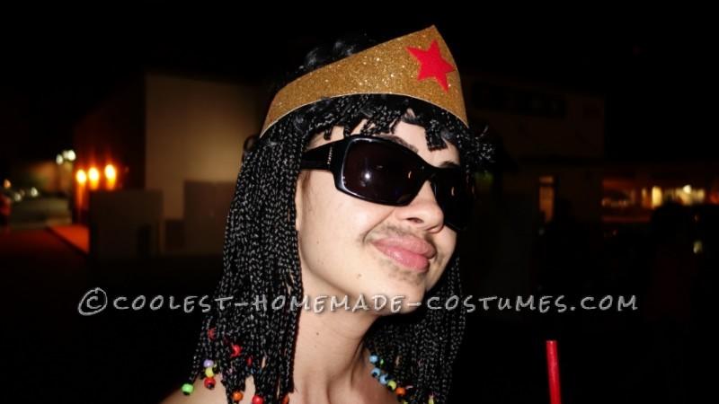 Original Stevie Wonder Woman Wordplay Costume - 1