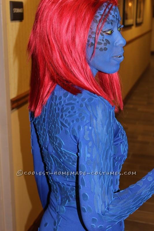 Supervillainous Magneto and Mystique Costumes - 7
