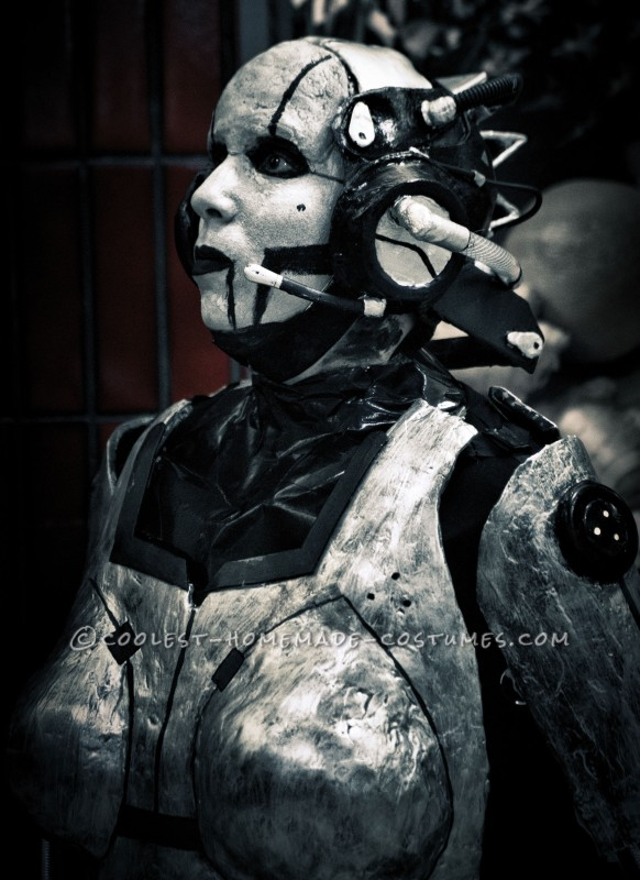 Surreal Starcraft 2 Adjutant Costume
