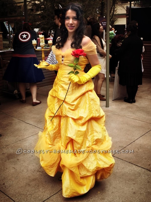 Tale as Old as Time Belle Costumes