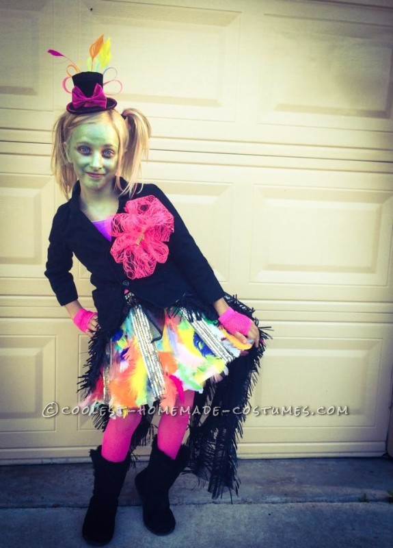Coolest Family Costume Tales of a Steampunk Alien Invasion - 2