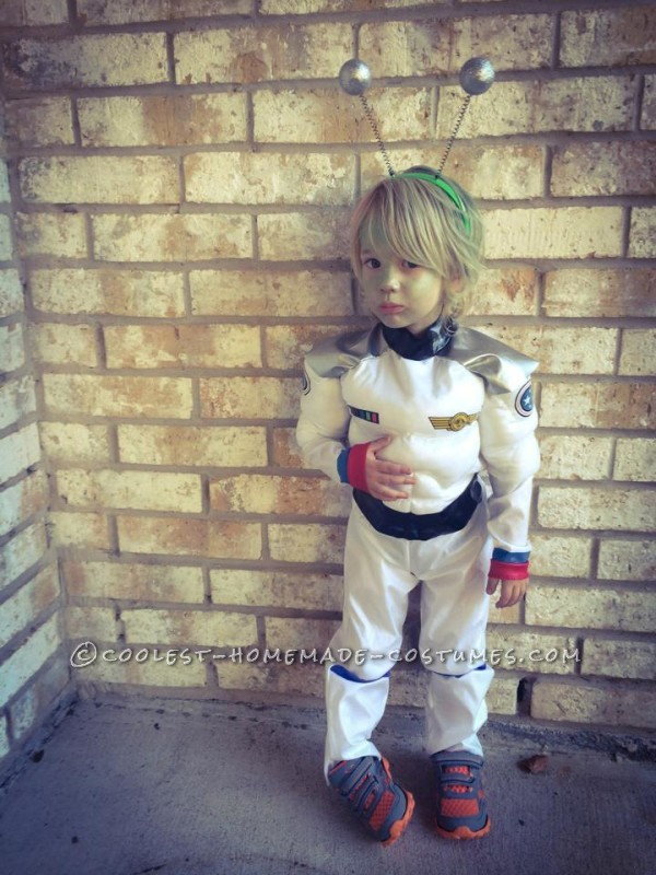 Coolest Family Costume Tales of a Steampunk Alien Invasion - 4