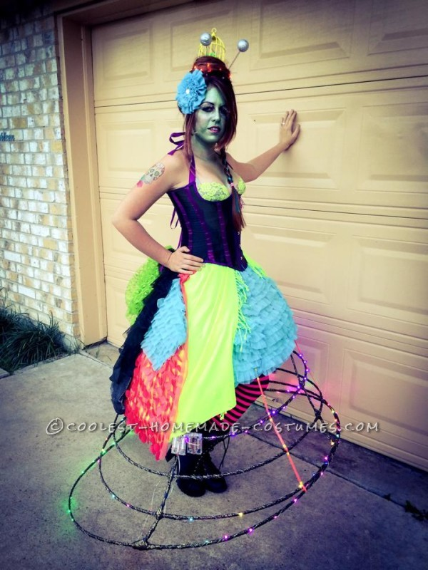 Coolest Family Costume Tales of a Steampunk Alien Invasion - 6