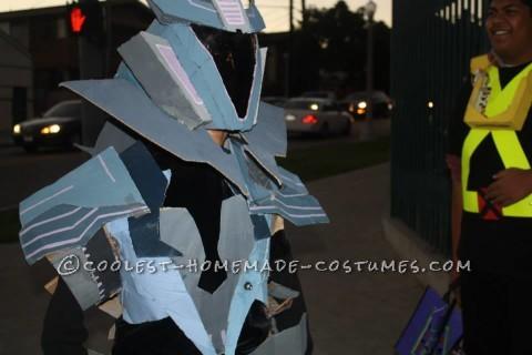 Original TF Prime Soundwave Costume