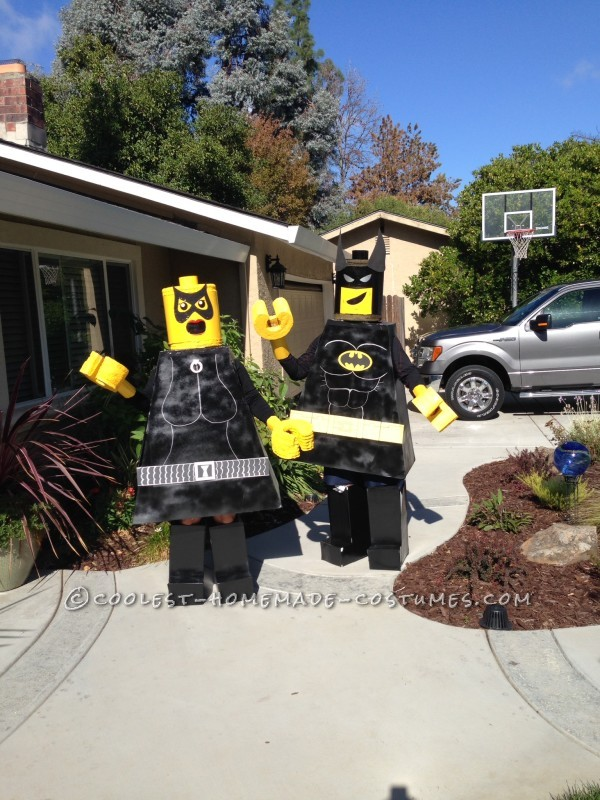 The Batty Legos