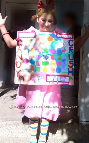 The Best Homemade Candy Crush Costume