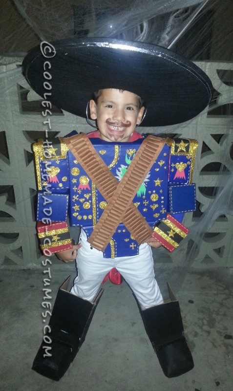 Coolest Book of Life Joaquin Costume