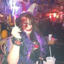 The Coolest Evil Jester Costume