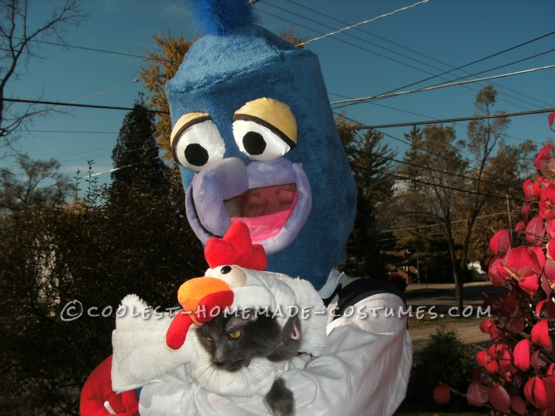 Coolest Homemade Muppets Group Costume - 4