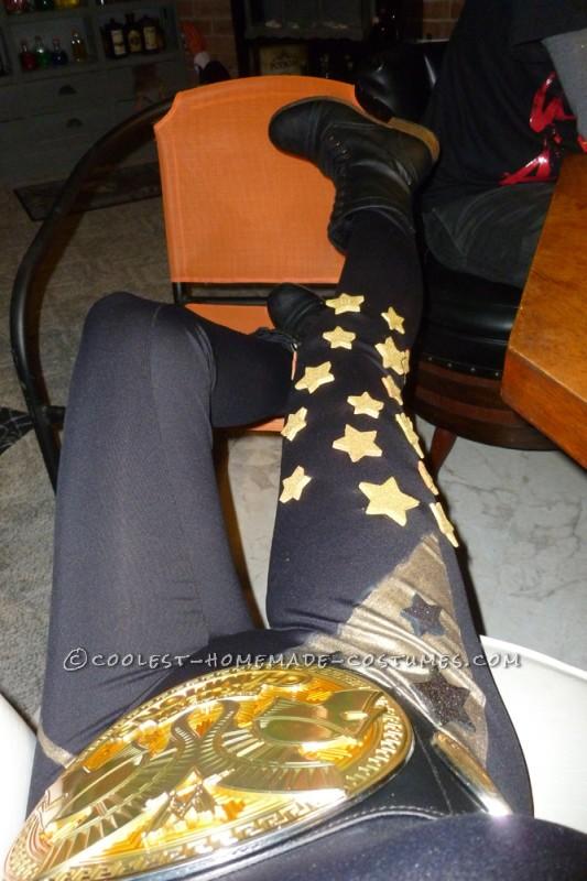 Stardust's Leg Design