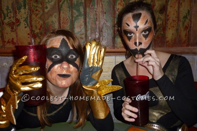Stardust and Goldust are Thirsty