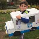 The Creamiest Dreamiest Soft Ice Cream Costume for a Boy