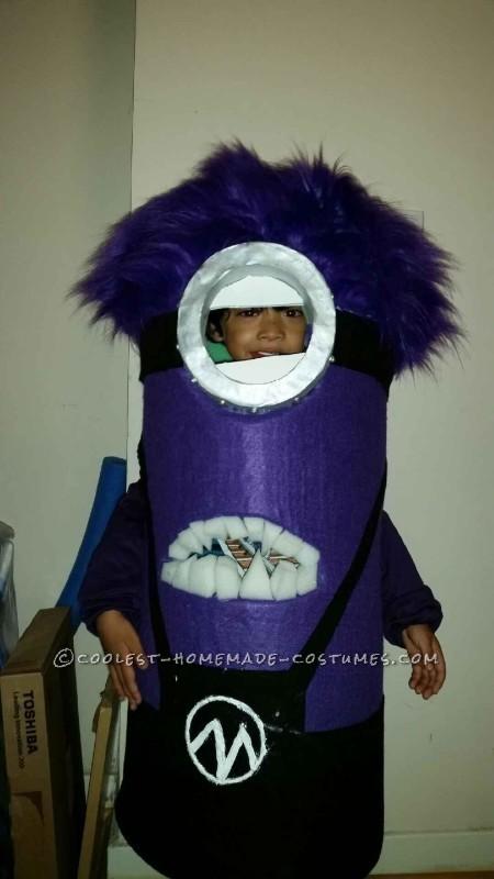 Cutest Evil Minion Costume Ever! - 2