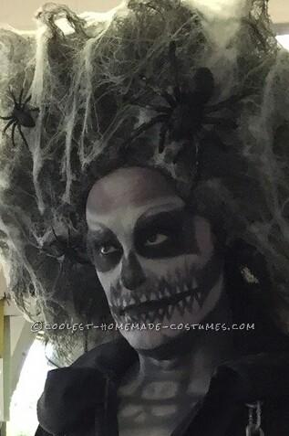 The Walking Dead Skeleton King Costume