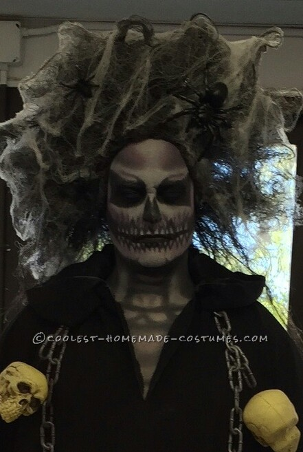 The Walking Dead Skeleton King Costume