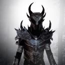 The Elder Scrolls: Skyrim Homemade Daedric Armor Costume