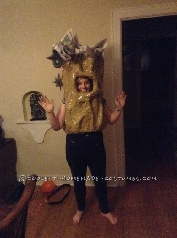 Original Homemade Shel Silverstein The Giving Tree Costume - 2