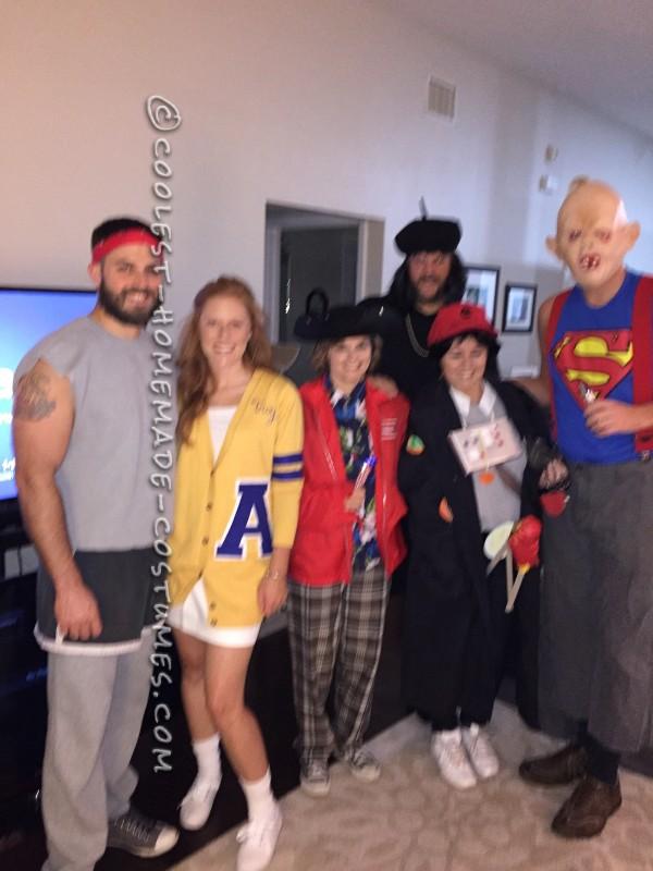 The Goonies Never Say Die Group Costume - 2