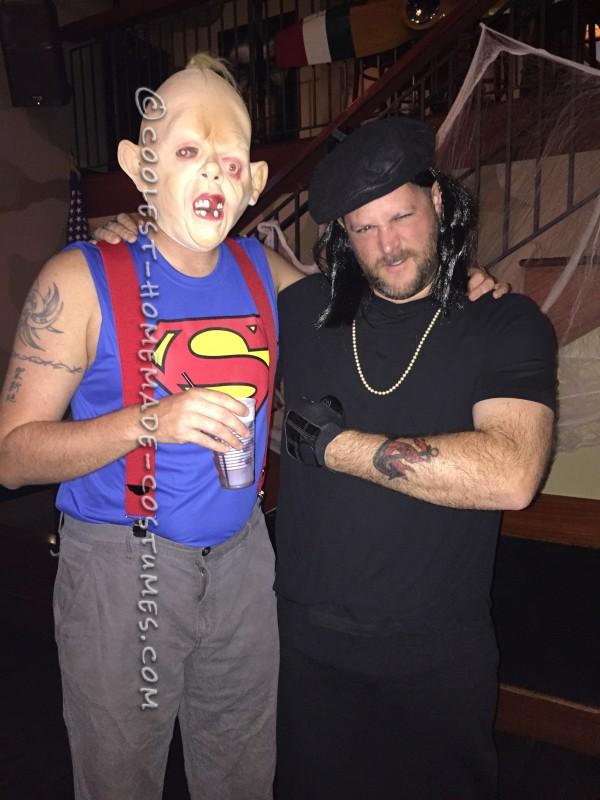 The Goonies Never Say Die Group Costume