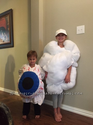 Original Wordplay Costume Idea: iCloud!
