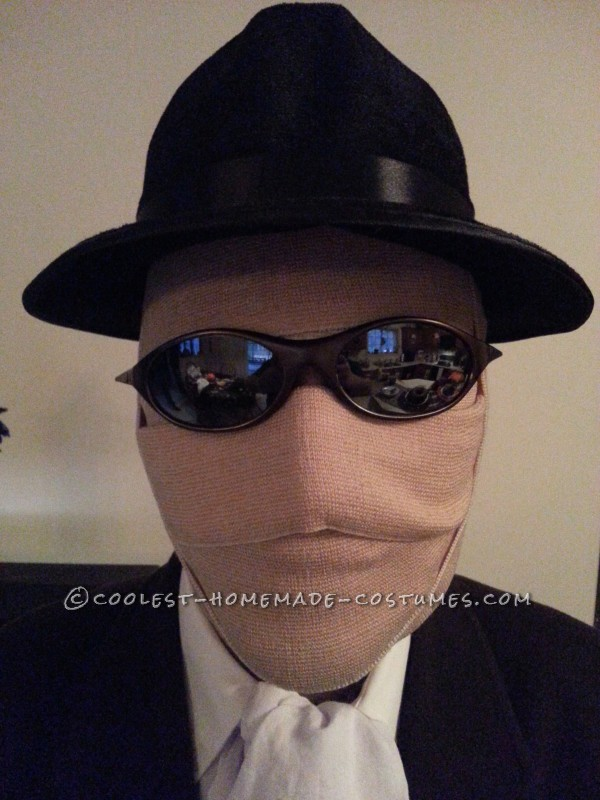 The Invisible Man Costume - 1