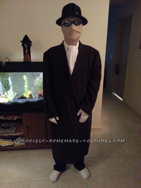 The Invisible Man Costume - 3