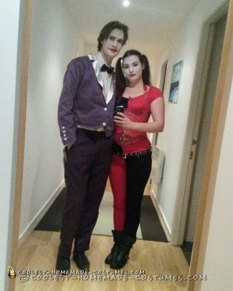 Coolest Joker and Harley Quinn Costumes
