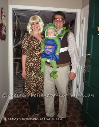 The Little Shop of Horrors Family Costume