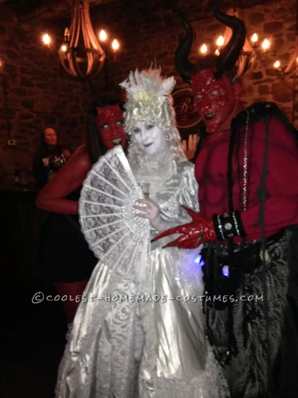 Cool Lord of Darkness Costume