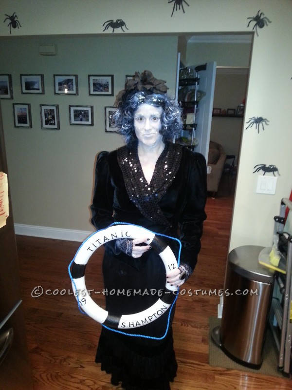 The Maiden Voyage Titanic Costume