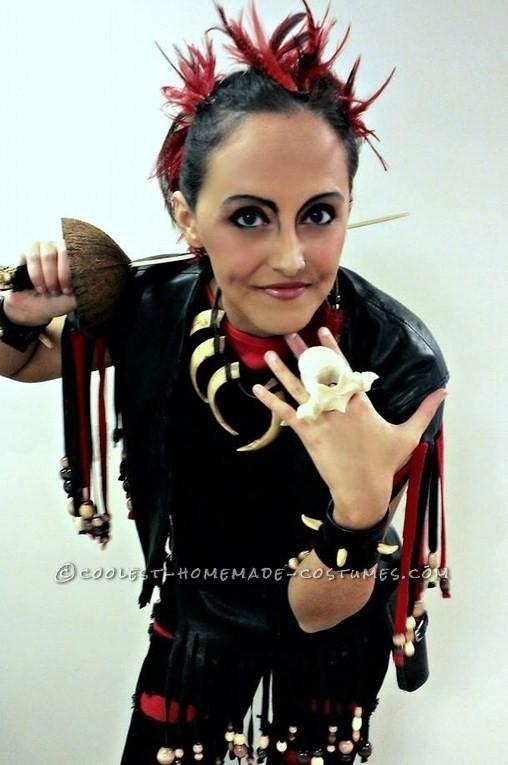 The Most Bangarang Homemade Rufio Costume