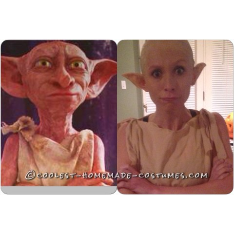Epic Harry Potter Dobby the House Elf Costume