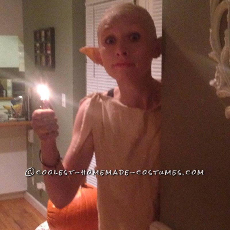 Epic Harry Potter Dobby the House Elf Costume