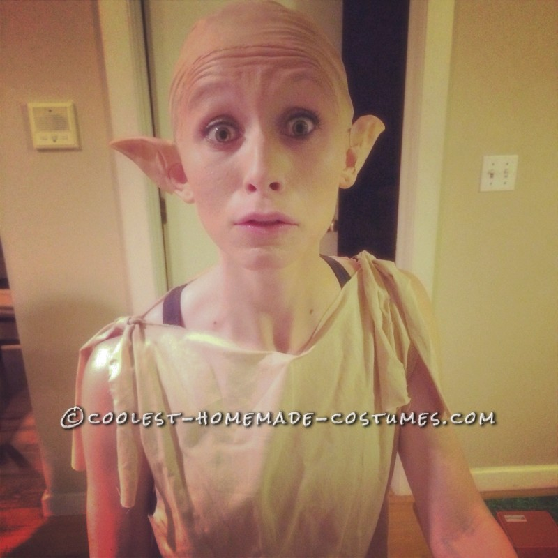 Epic Harry Potter Dobby the House Elf Costume - 3