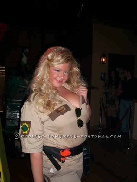 Deputy Clementine Johnson