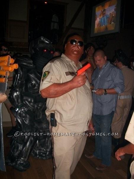 Deputy Sven Jones