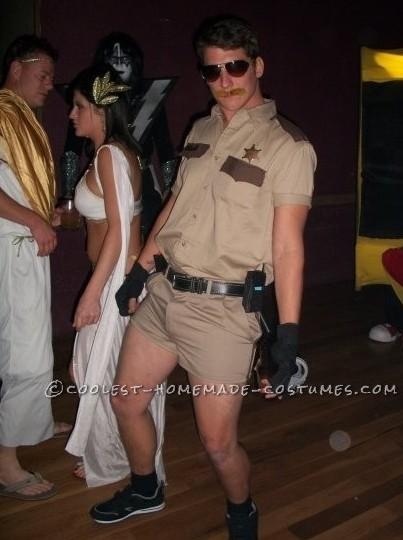 Lieutenant Jim Dangle