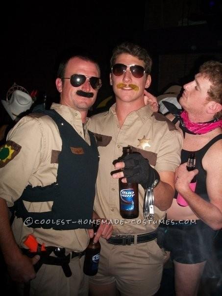 Deputy Travis Junior, Dangle and Terry