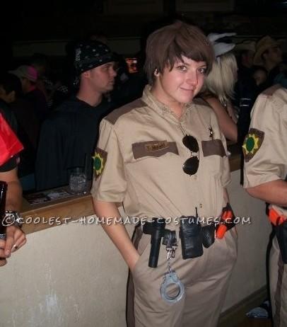 Deputy Trudy Weigel