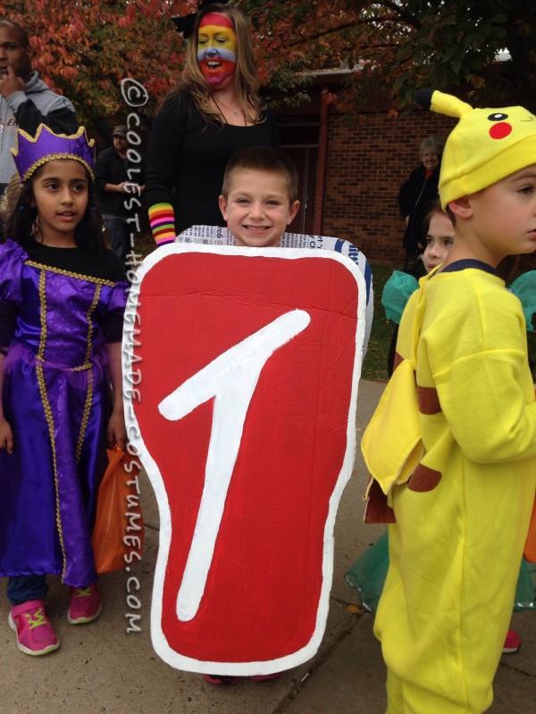 1st grade Belmonthills elementry schools parade