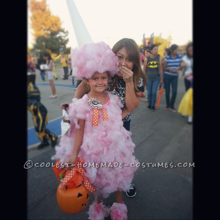 The Original Cotton Candy Costume
