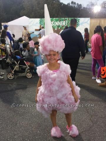 The Original Cotton Candy Costume