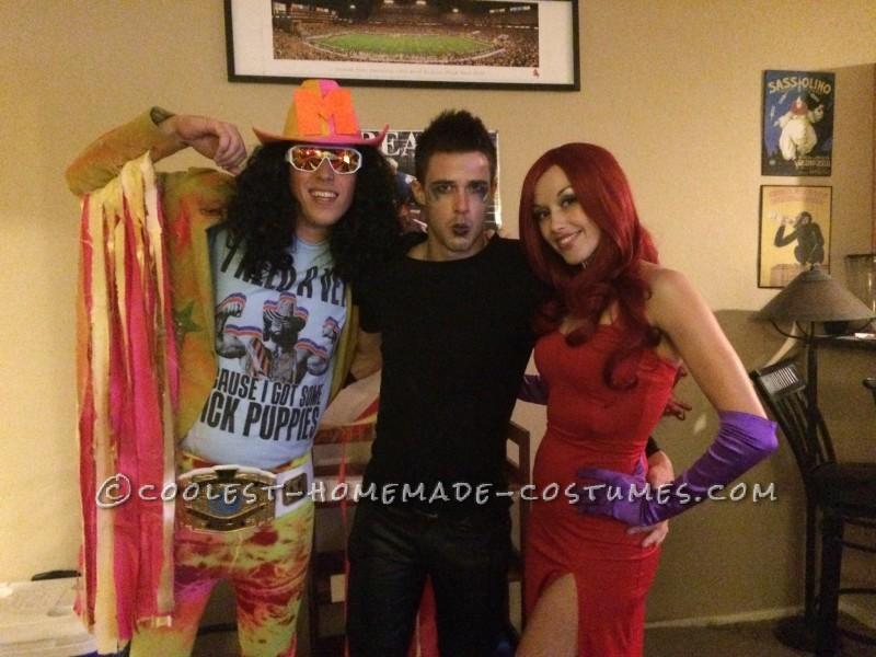 The Raddest Macho Man Randy Savage Costume - 2