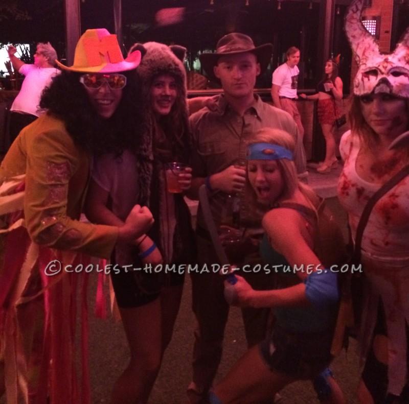 The Raddest Macho Man Randy Savage Costume - 4
