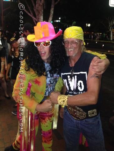 The Raddest Macho Man Randy Savage Costume