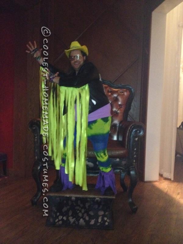 The Resurrection of Macho Man Randy Savage Costume - 2