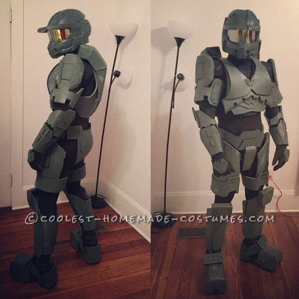 Ultimate Master Chief Costume for an Adult Halo Superfan - 1